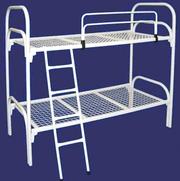 Кровати металлические для госпиталей,  поликлиник